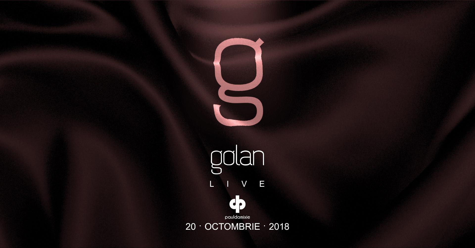 Golan Landing