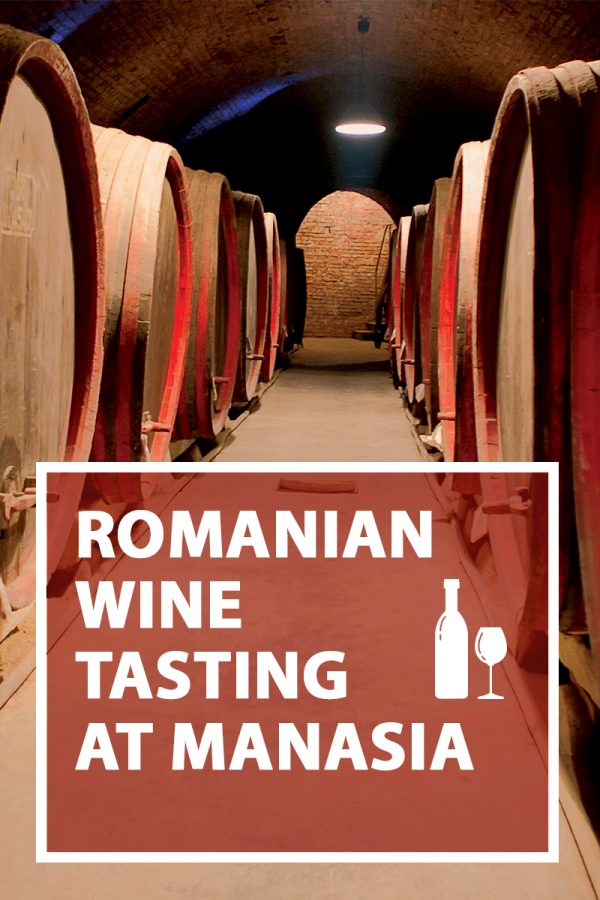 Romanian Wine Tasting & Exquisite Lunch