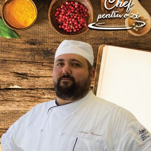 Chef pentru o zi cu Marius Buzdugan